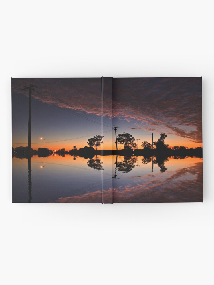 Alternate view of That sky Hardcover Journal