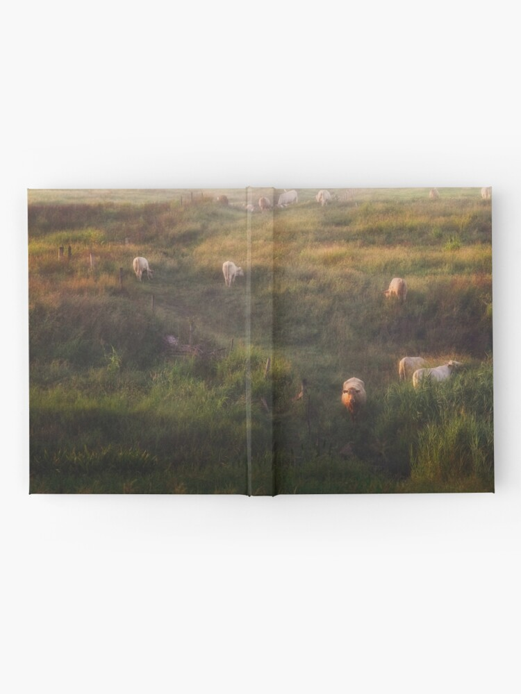 Alternate view of The cows Hardcover Journal