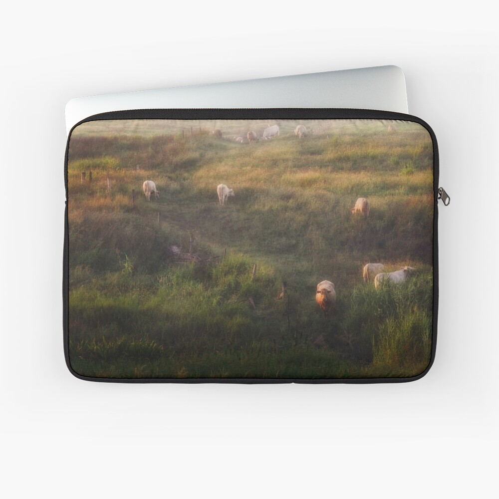 The cows Laptop Sleeve