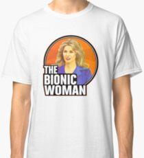 Bionic Woman Classic T-Shirt