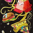 Fast Food Kriege von AnnaShell