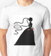 Black Widow Bride - Until Death Do Us Part Unisex T-Shirt