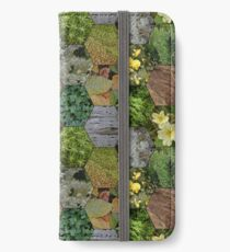 Glimpses of the Slieve Bloom 1 iPhone Wallet/Case/Skin
