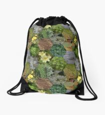 Glimpses of the Slieve Bloom 1 Drawstring Bag