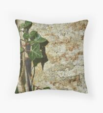 Ivy in the Sun Throw Pillow
