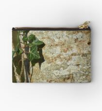 Ivy in the Sun Zipper Pouch