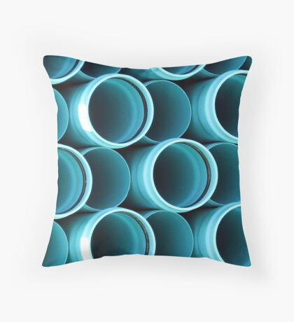 The Circle Game Throw Pillow