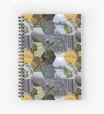 Glimpses of the Slieve Bloom 2 Spiral Notebook