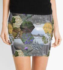 Glimpses of the Slieve Bloom 2 Mini Skirt