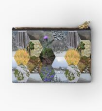 Glimpses of the Slieve Bloom 2 Zipper Pouch