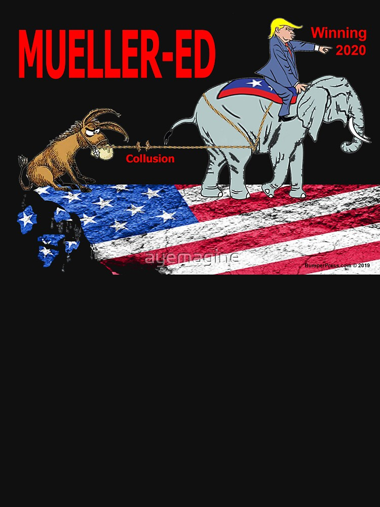 Mueller-ed by ayemagine