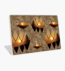 Evening Glow Laptop Skin