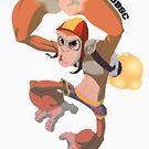 Atomic Monkey. by Hugh Freeman