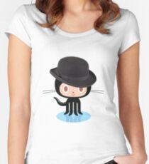 ★ Githat octocat Bombín Women's Fitted Scoop T-Shirt