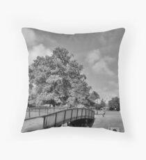 Gostrey Meadows ,Farnham ,Surrey Throw Pillow