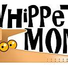 «Whippet mamá (cervatillo)» de RichSkipworth