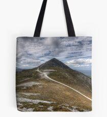 Croagh Patrick view Tote Bag