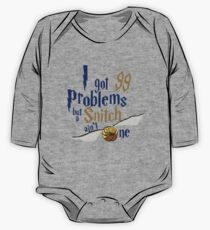 Eagle Problems One Piece - Long Sleeve
