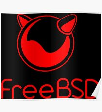 Freebsd Posters | Redbubble