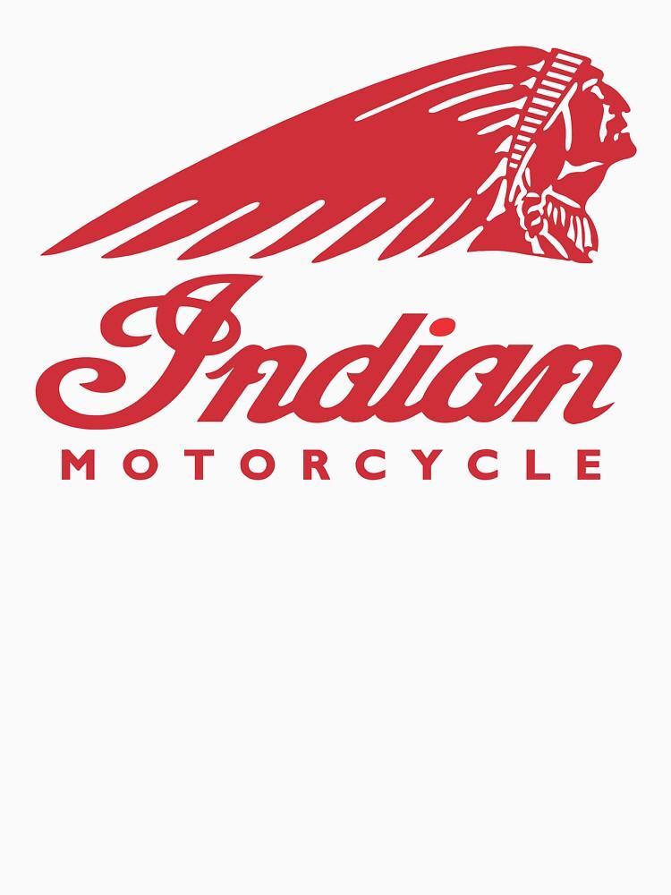 Das trendige indische Motorrad von triciaaisha