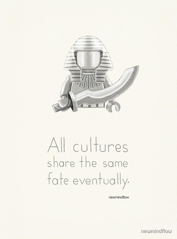 Ägypten - Alle Kulturen teilen sich letztendlich das gleiche Schicksal von newmindflow