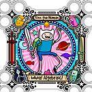 «Finn Adventure Time Cartoon» de aurielaki