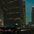 Downtown in the Midnight by CWR63