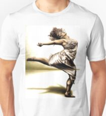 Rubenesque Dancer Unisex T-Shirt