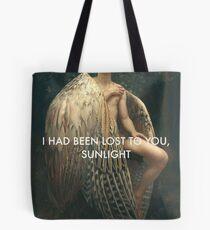 Hozier Tote Bag