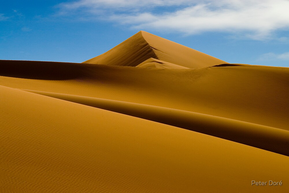 Dune Top by Peter Doré
