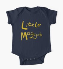 Little Maggot One Piece - Short Sleeve