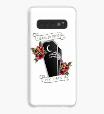 Fear Is Not My Fate Tattoo Design Case/Skin for Samsung Galaxy