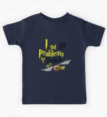 Badger Problems Kids Tee