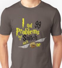 Badger Problems Unisex T-Shirt