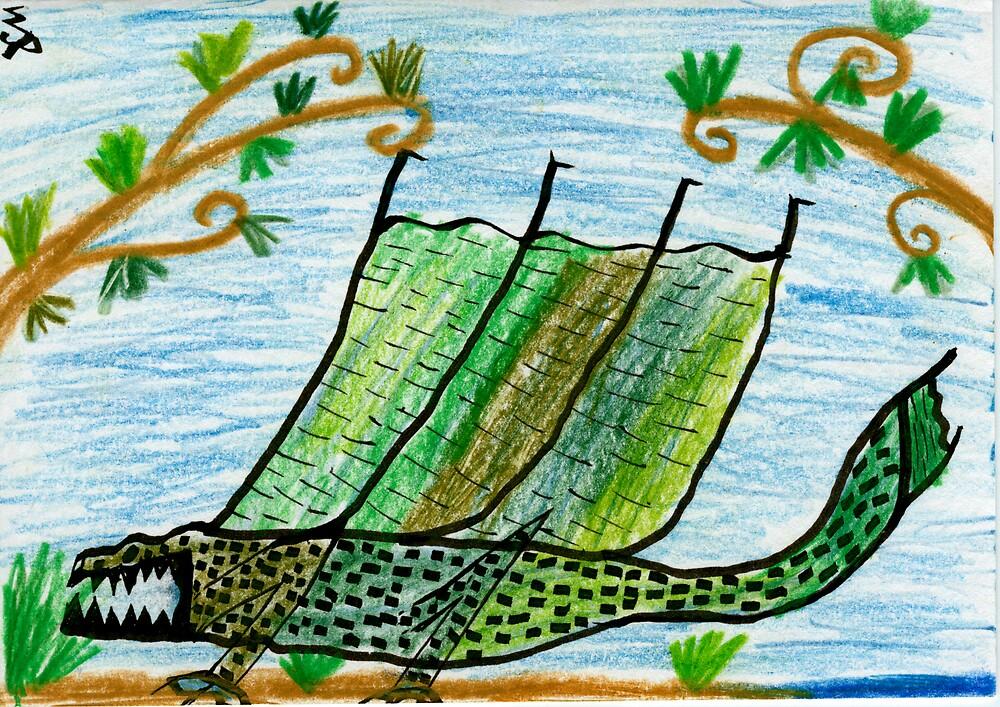 Card V by eschwyn