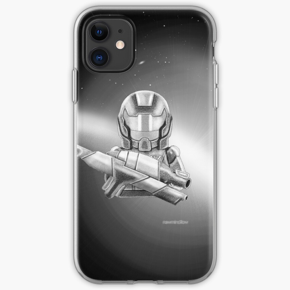 The Commander iPhone Case & Cover