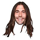 Jonathan Van Ness Gesicht von GraceOchoa
