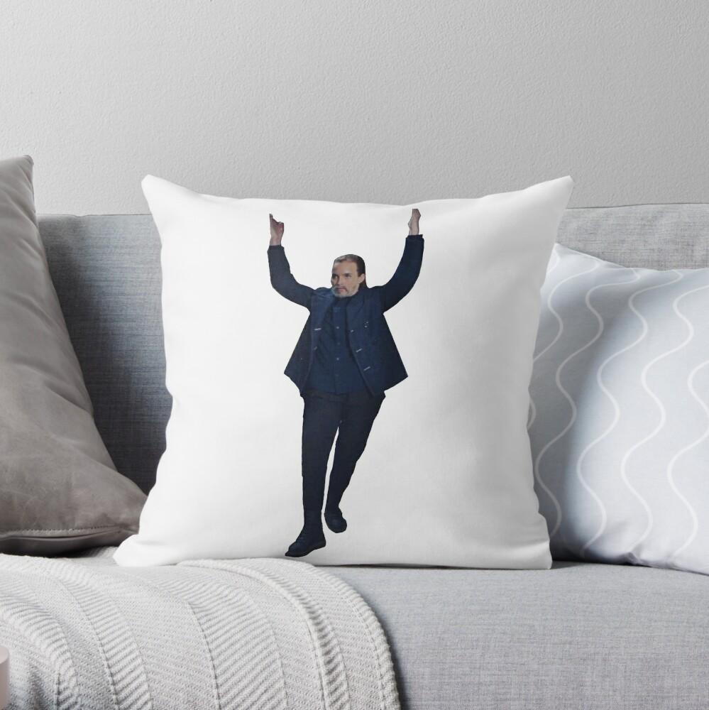 Villanelle  Throw Pillow