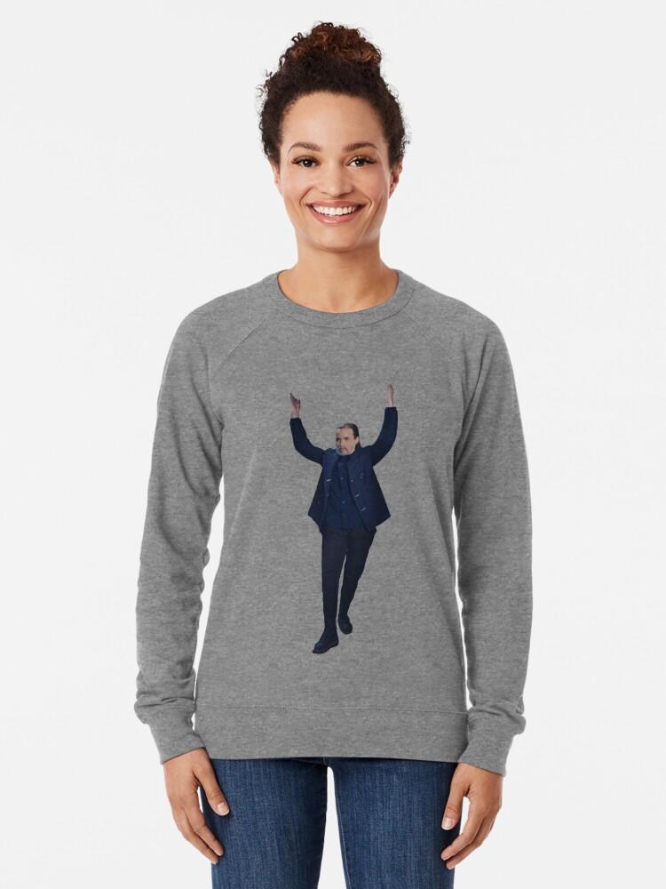 Alternate view of Villanelle  Lightweight Sweatshirt