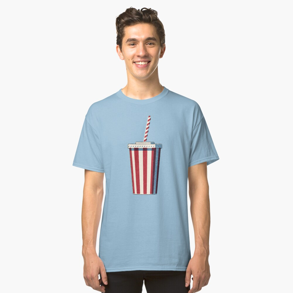 FAST FOOD / Softdrink Classic T-Shirt