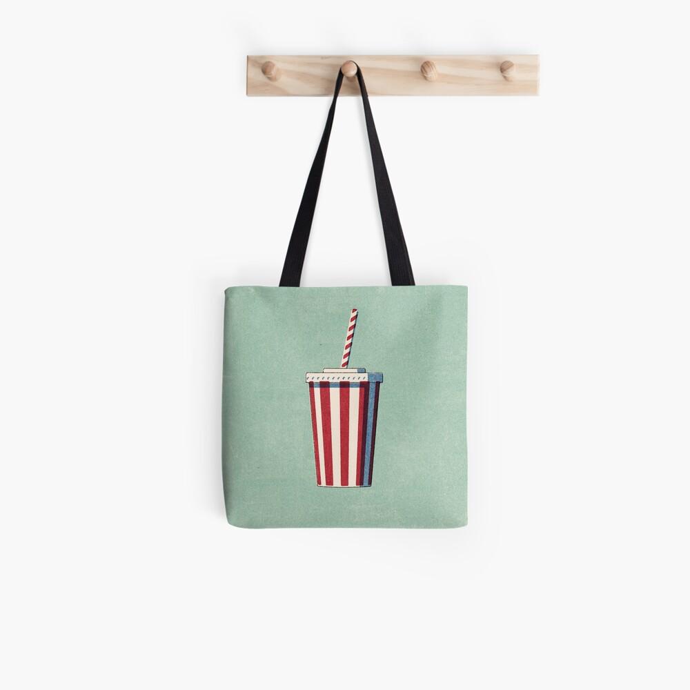FAST FOOD / Softdrink Tote Bag
