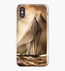 Sea stories II iPhone Case/Skin