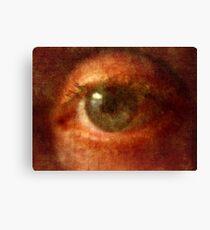 Eye of Compassion Leinwanddruck