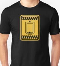 [Blox] Urinal Slim Fit T-Shirt