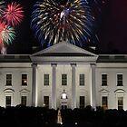 White House - Washington D.C.  by Matsumoto