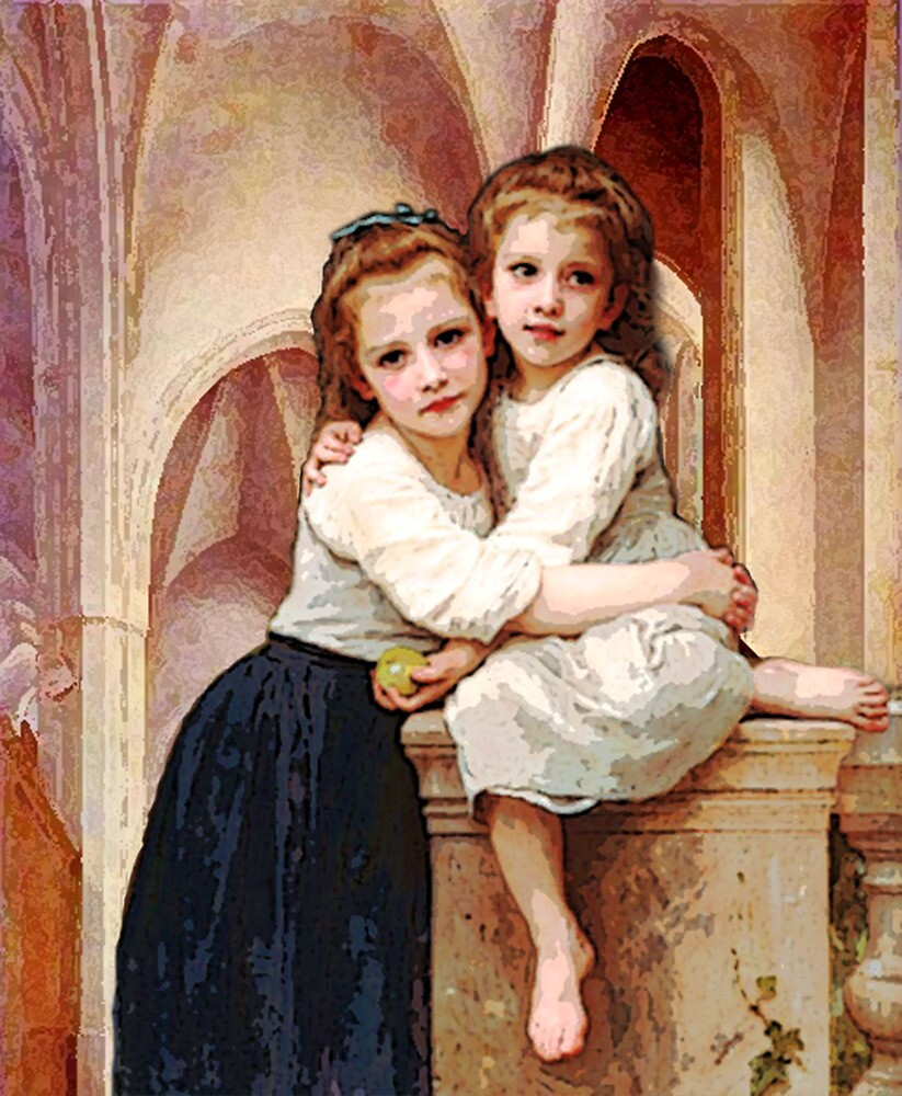SISTER LOVE by Tammera
