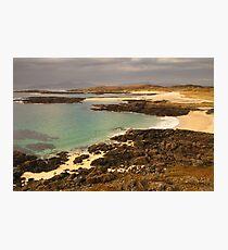 Sanna Bay, Ardnamurchan, Highland, Scotland Photographic Print