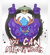 Alistar - you can milk those Poster
