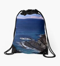 Sea View, Forster, New South Wales, Australia 2000 Drawstring Bag