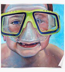 Junior Diver Poster